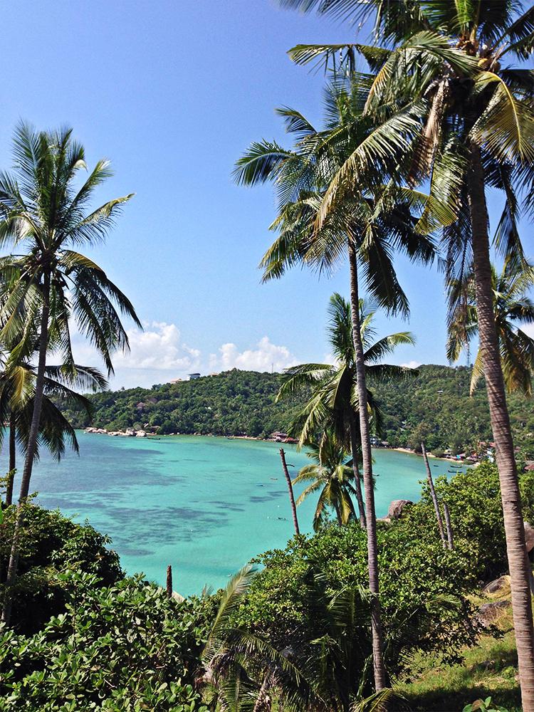 Vistas de Koh Tao