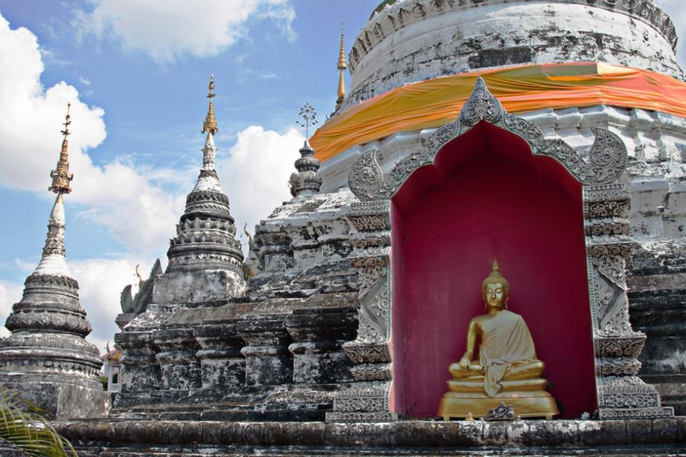 Templo de Wat Buppharam