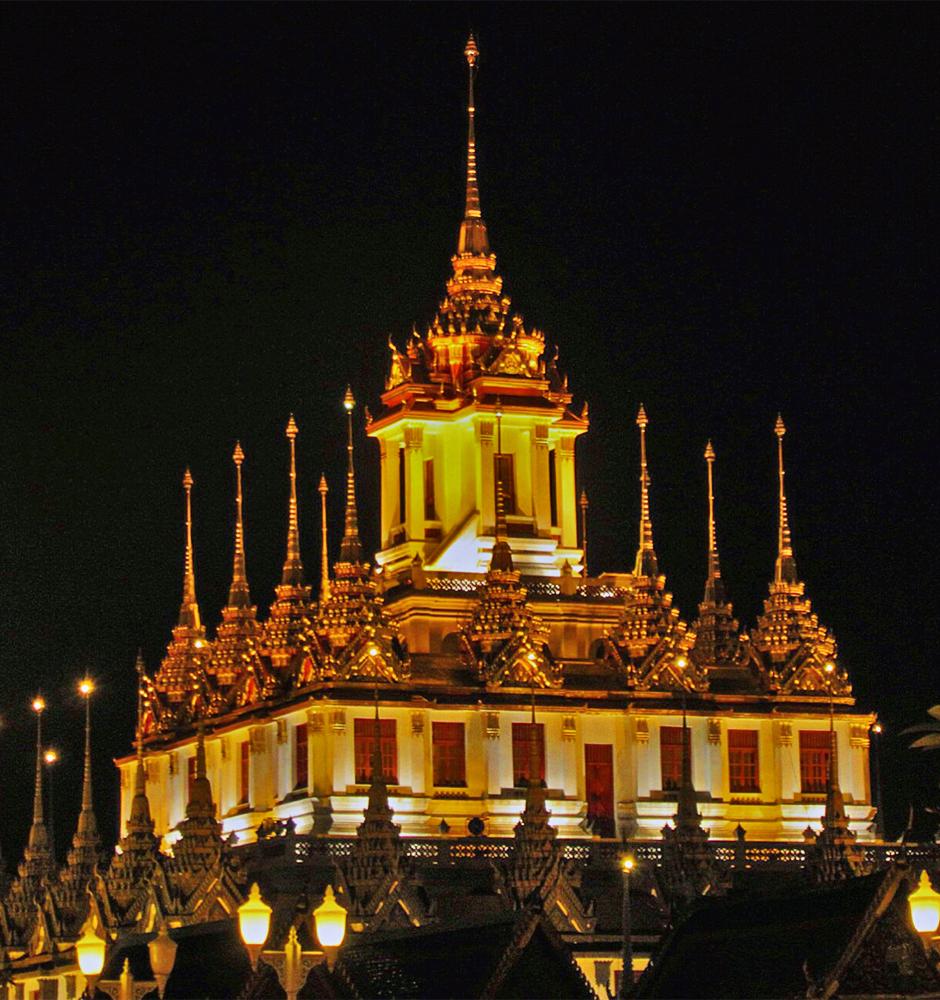 Templo Ratchanatdaram
