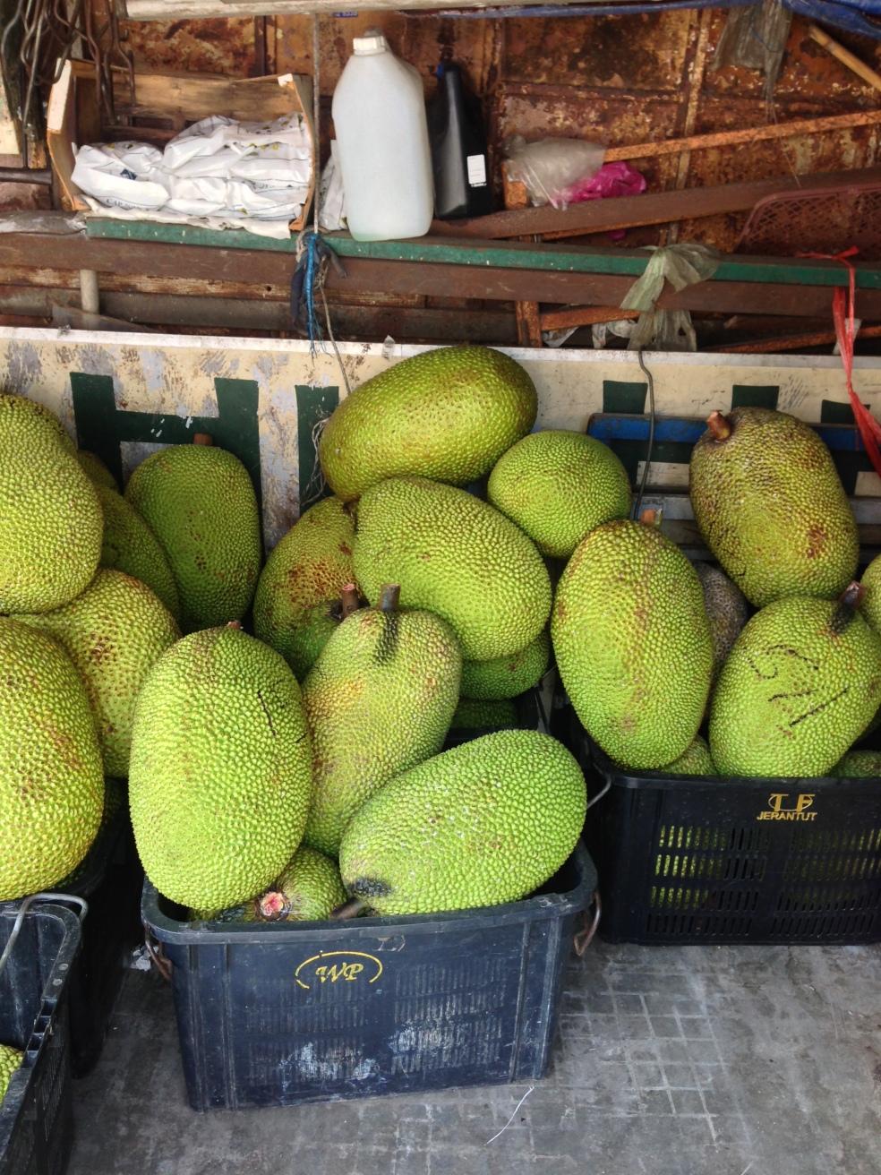 Jackfruit entera