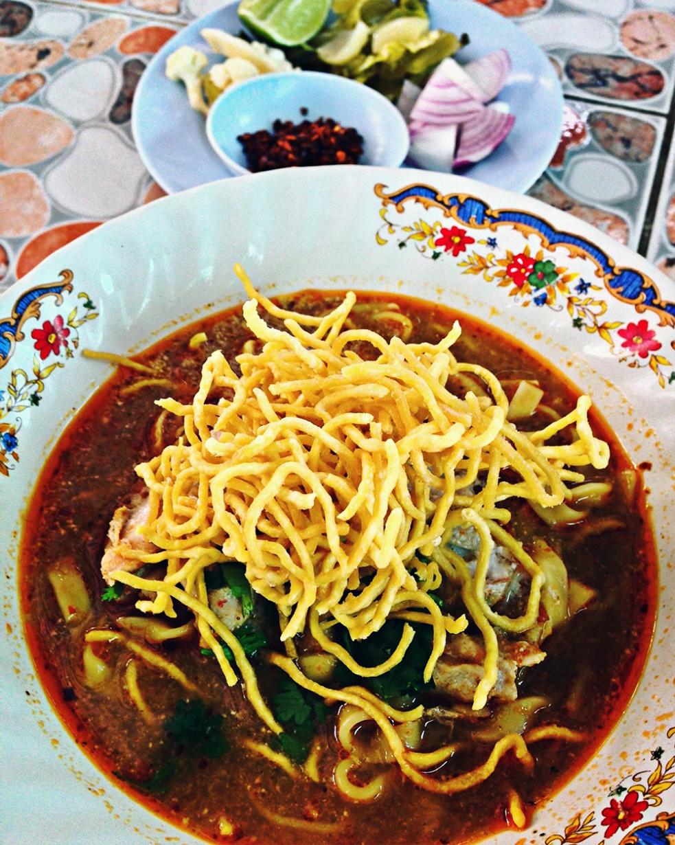 Khao Soi tailandés