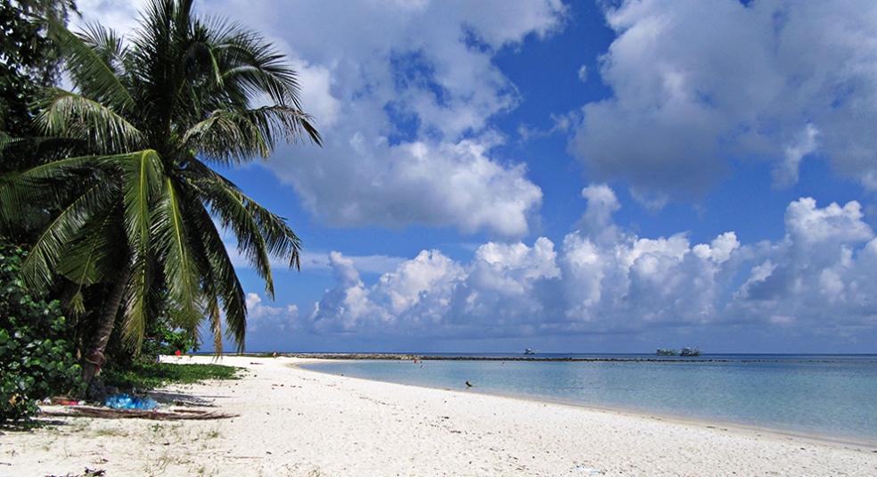 Chaloklum Bay en Koh Phangan
