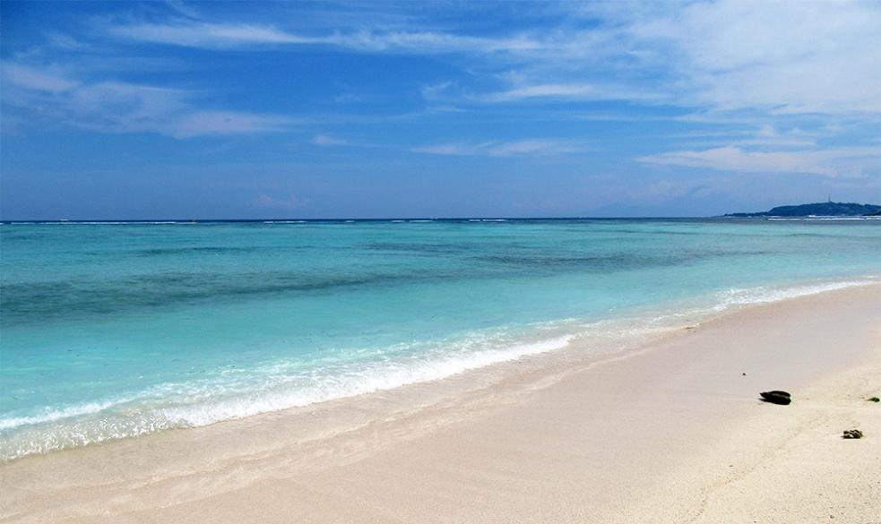 Playas paradisíacas de Gili Air