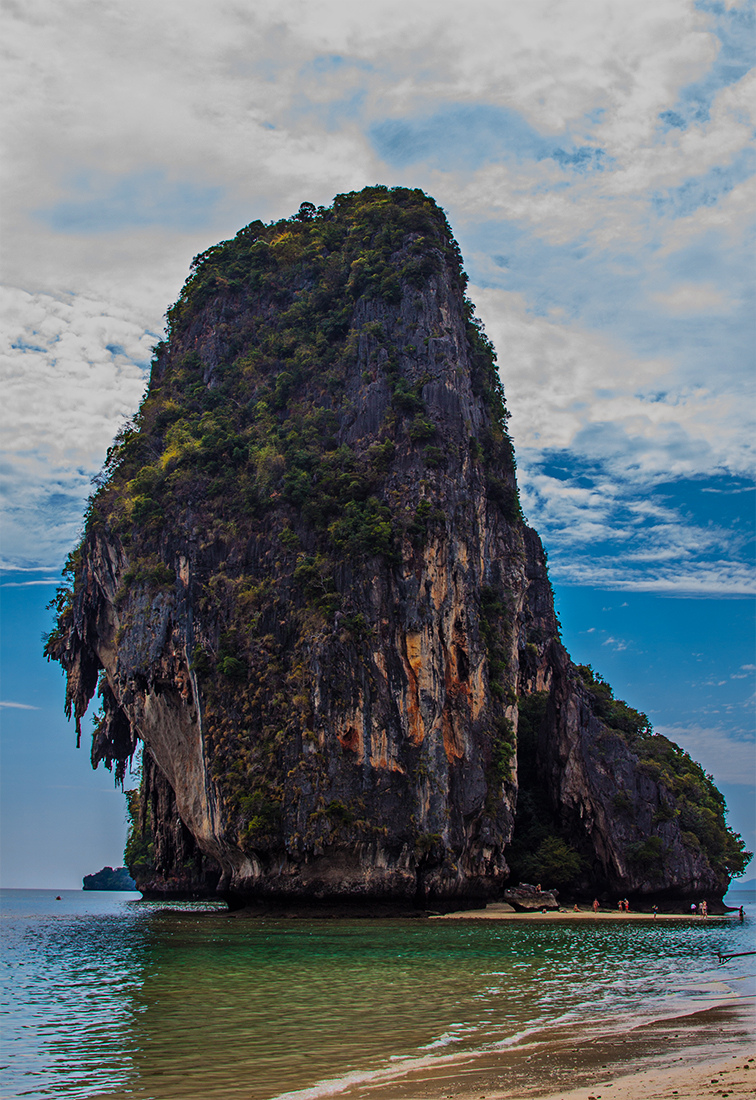 Phra nang beach Railay