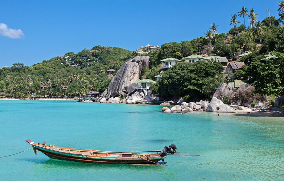 Taa Toh Lagoon Koh Tao