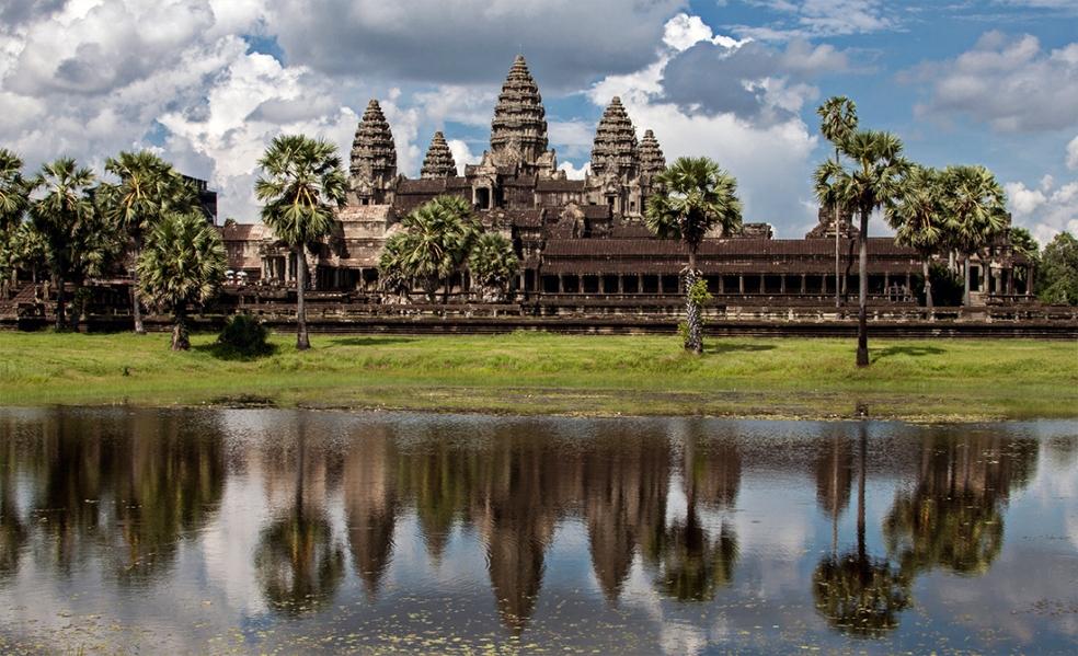 Angkor Wat, el edificio religioso más grande del mundo