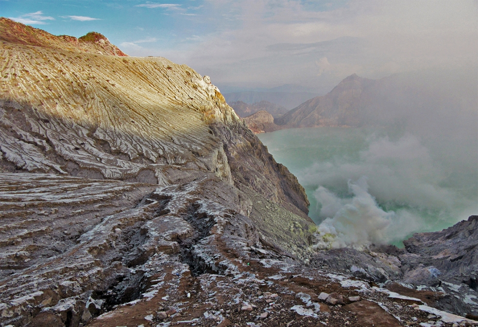 Kawa Ijen, Java, Indonesia