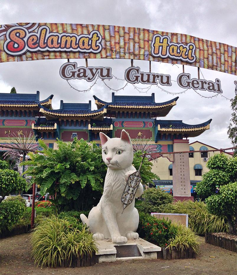 ciudad de Kuching